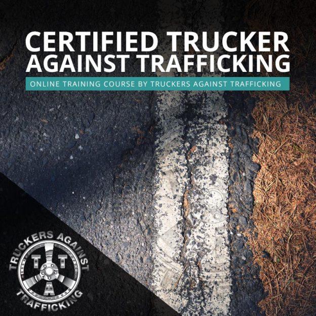 Certified Trucker Against Trafficking