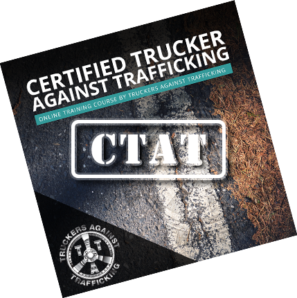 Certified Trucker Against Trafficking